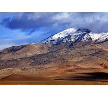 Tule Peak Photographic Print