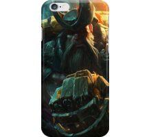Gangplank  iPhone Case/Skin