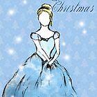 Cinderella- Merry Christmas by Margybear