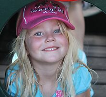 Happy Little Girl by Buddy Ahearn
