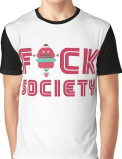 F Society Graphic T-Shirt
