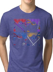 The Four Shadows Tri-blend T-Shirt