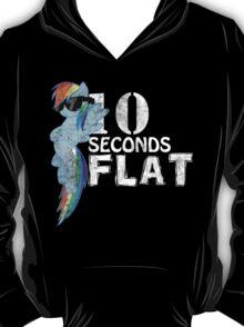 10 Seconds Flat T-Shirt