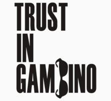 Trust In Gambino by rachaelroyalty