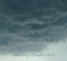 Dark Cloud by MsSLeboeuf