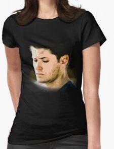 Supernatural Dean Womens Fitted T-Shirt