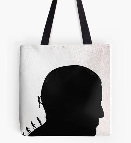 99 Steps of Progress - Philosophy Tote Bag