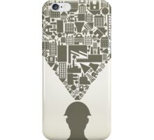 Builder iPhone Case/Skin