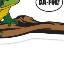 How I met your mother Willem Dafoe Sticker