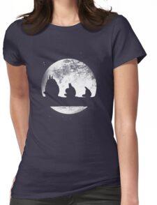 Little Friends Womens Fitted T-Shirt