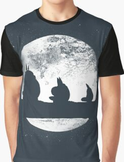 Little Friends Graphic T-Shirt