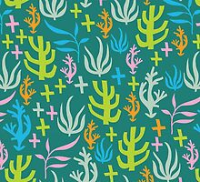 Seaweed Pattern by AlicePotter