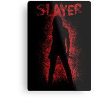 Slayer Metal Print