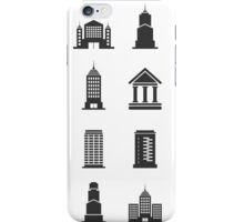 Building office an icon iPhone Case/Skin