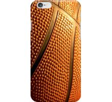 basketball leather planet iPhone Case/Skin
