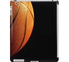 basketball leather planet iPad Case/Skin