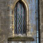old church window by Nicole W.