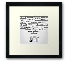 Building2 Framed Print