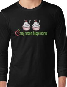 Doctor Horrible Crazy Random Happenstance Long Sleeve T-Shirt