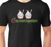 Doctor Horrible Crazy Random Happenstance Unisex T-Shirt