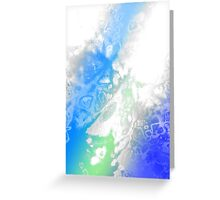 Polar Genesis Greeting Card