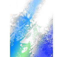 Polar Genesis Photographic Print