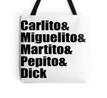 Juan Direction Tote Bag