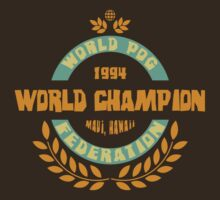 1994 World Champion by johnbjwilson