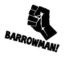 Barrowman! Photographic Print