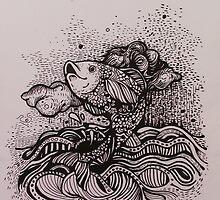 Fish Jump by Rebecca Reynolds