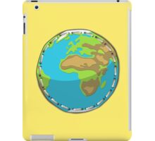 Little Big Planet Patch iPad Case/Skin