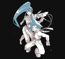 Soul Eater T-shirt by yunamoonflower