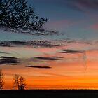 Dusk to Sunrise by John Dunbar