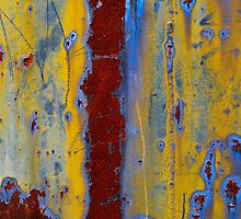 Rust in peace by Ben Bassey