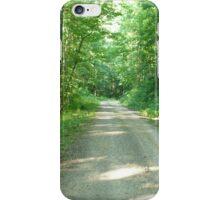 Nature Road iPhone Case/Skin