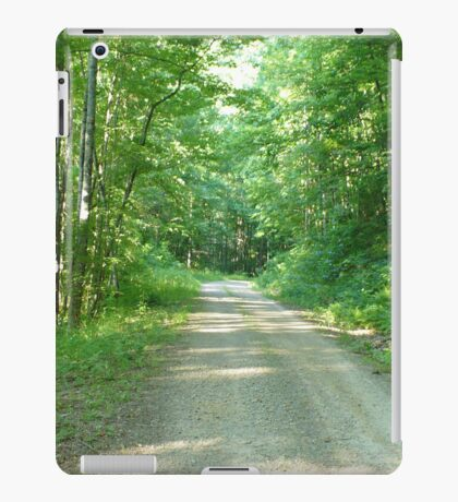 Nature Road iPad Case/Skin