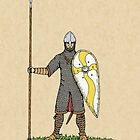 Norman Knight, Circa 1066 by RHFay