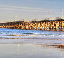 Coffs Harbour Jetty by Terry Everson