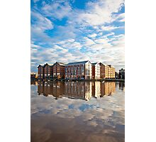 Gloucester Docks Photographic Print