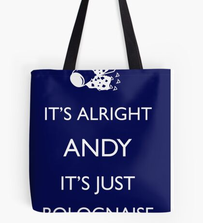 It's Just Bolognaise Tote Bag