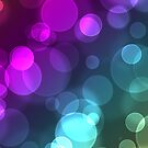 Colorful bubbles by MsSLeboeuf