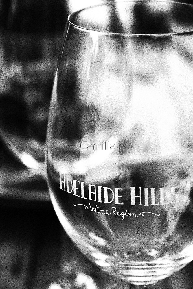 Adelaide Glass by Camilla