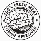 100% FRESH AND ZOMBIE APPROVED by CubedMEDIA