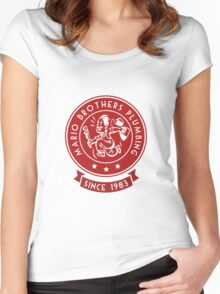 Just Call the Brothers Women's Fitted Scoop T-Shirt
