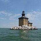 Toledo Harbor Light by Jack Ryan