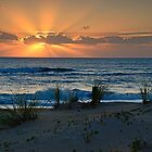 Sunrise On Hatteras Island by Eric Albright Photography