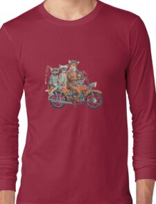 Fox Ride Long Sleeve T-Shirt