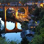 Night at Knaresborough Yorkshire by Colin  Williams Photography