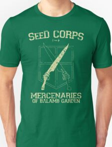 SeeD Corps Unisex T-Shirt