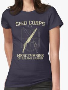 SeeD Corps Womens Fitted T-Shirt
